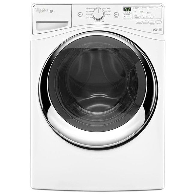 #Whirlpool Front Load #Washer 17 kg with Adaptive Wash and Precision Dispense system. In addition, 4 temperatures with automatic control 9 preset cycles and 3 spin speeds. You wash your daughter's favorite dress will become a wonderful detail.