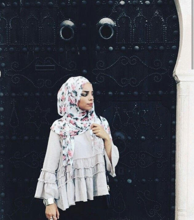 Pinned via Nuriyah O. Martinez | Hijab fashion hijabmuslim