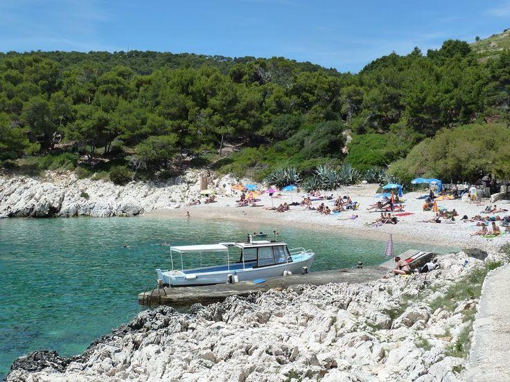Mala Milna - Hvar - Kroatien