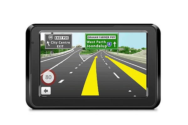 It Is A Gps Unit With A Large 6 Inch Screen And Is Loaded With