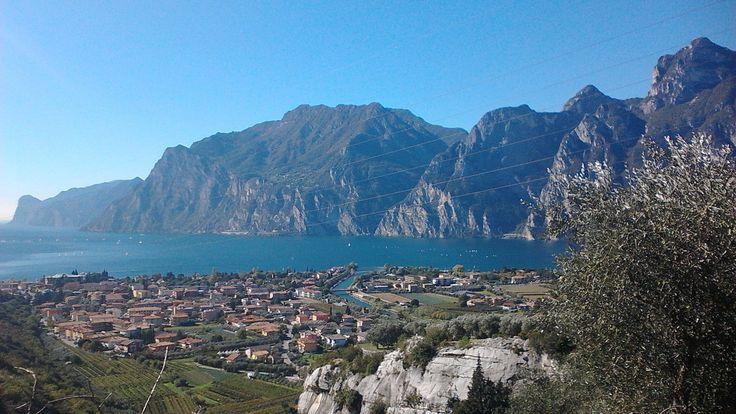 #TrentinoAltoAdige #LagodiGarda #Torbole Foce del Sarca
