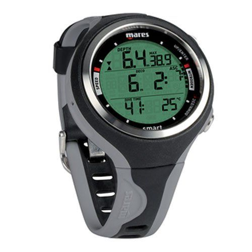 Mares Smart Air / Nitrox Dive Computer Watch, Mares, Smart Air / Nitrox Dive Computer Watch, 414129, Computers, Computers - Wrist, Hose Mount & Modules with reviews at scuba.com
