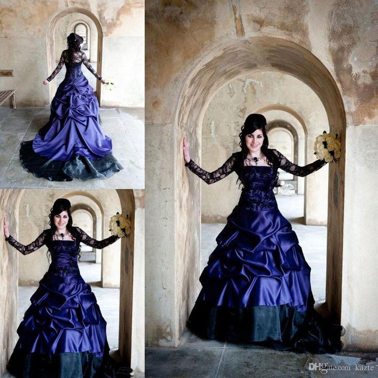 Black And White Gothic Wedding Dress Plus Size Satin: Best 25+ Victorian Gothic Wedding Ideas On Pinterest