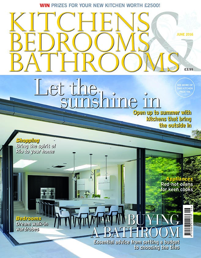 Photos On Kitchens Bedrooms u Bathrooms magazine June