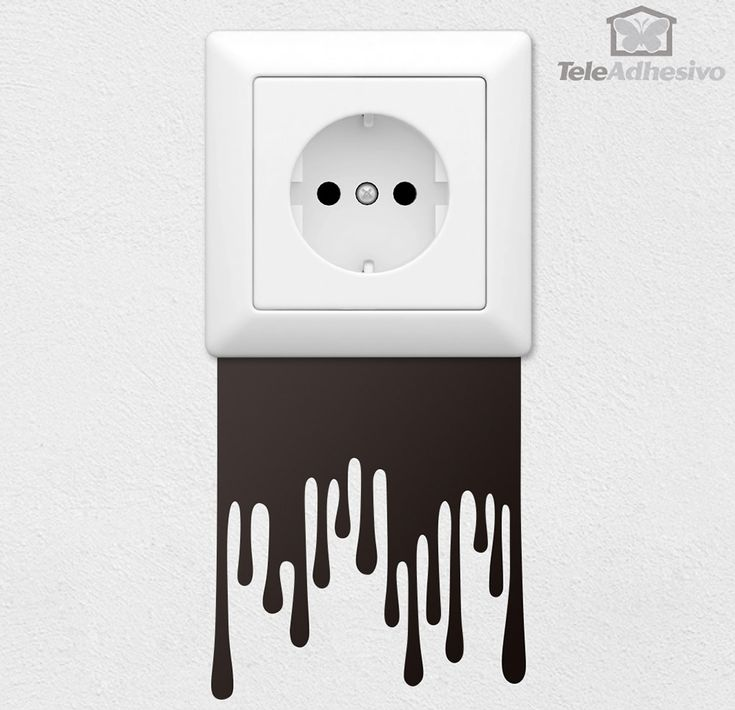 12 best images about vinilo interruptores on pinterest for Vinilos para enchufes