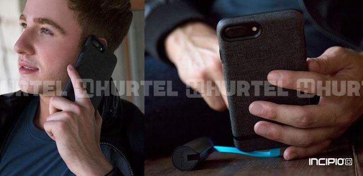Incipio Esquire Series - Etui iPhone 7 (Carnaby Khaki)
