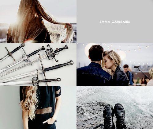 shadowhunters aesthetics: emma carstairs [by maveybarrow]