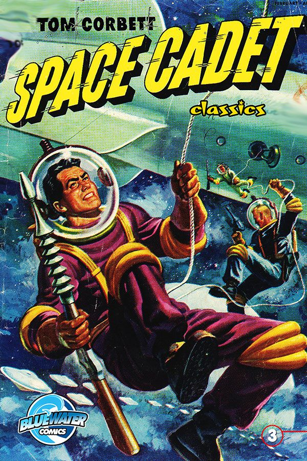 Book Cover Series Tv ~ Best images about space cadet tv series comics on