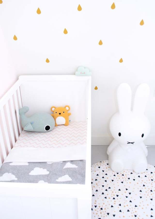 Babykamer inrichten: waar moet je op letten?