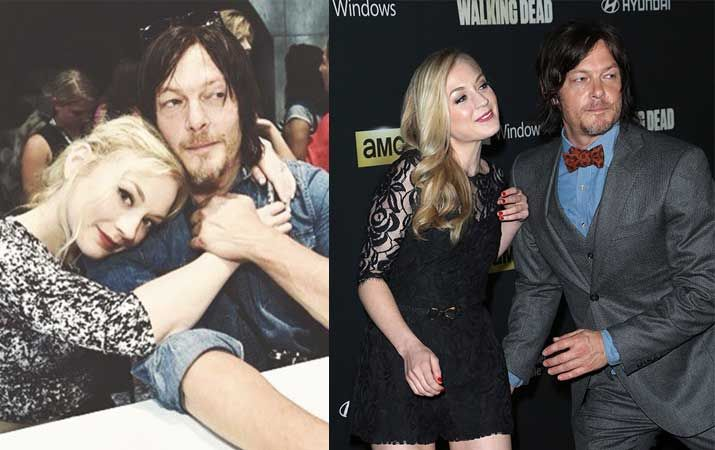 Is emily kinney dating norman reedus