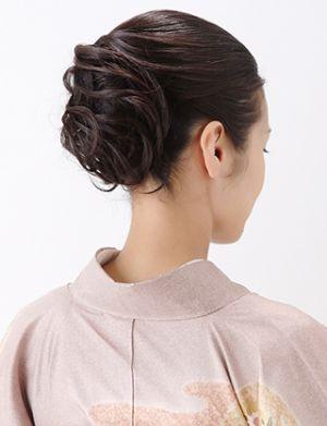 すっきりだけど毛先に動きを出して♡ 茶道をする時に真似したいヘアスタイル。髪型・アレンジ・カットの参考に。