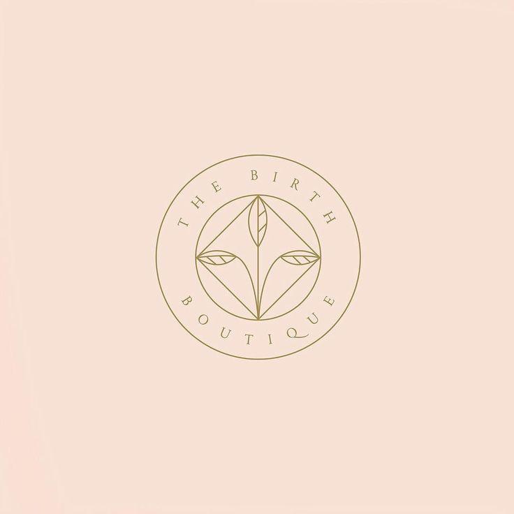 cute litte boutique logo | line art, combination logo, minimalist, minimalism, minimal, simplistic, simple, modern, contemporary, classic, classy, chic, girly, fun, clean aesthetic, bright, white, pursue pretty, style, neutral color palette, inspiration, inspirational, diy ideas, fresh