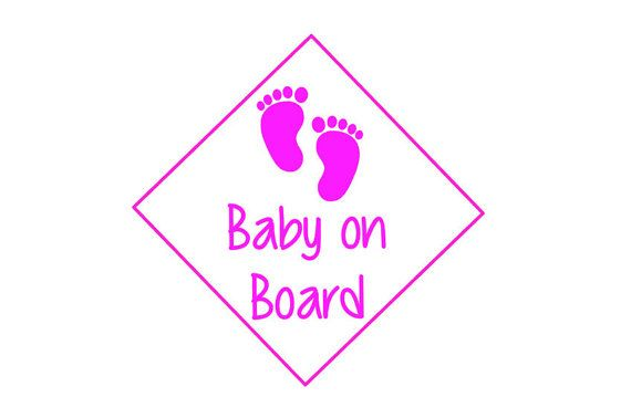 Baby on Board decalcomania, Baby decalcomania, Decalcomanie da mamma, mamma auto Decal, auto vinile adesivo, ragazzo a bordo, ragazza a bordo, nuovo mamma regalo, Baby Shower Gift