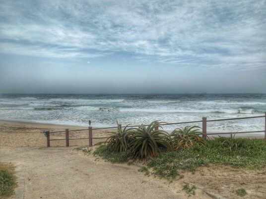 Umhlanga beach.||2015