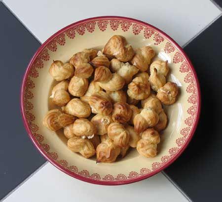 hartige en zoete soesjes  recept en suggesties