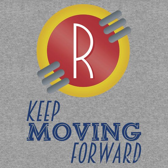 Keep Moving Forward - Meet the Robinsons