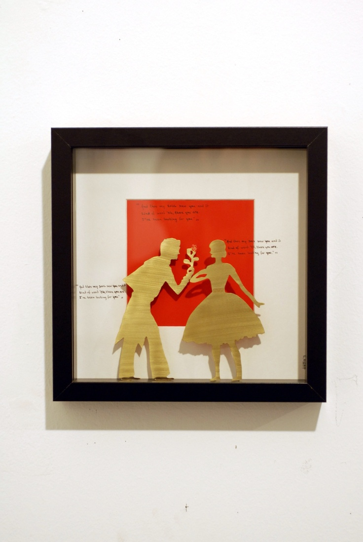 In love couple!  As seen @ Cheapart 18- Athens 2012  For more visit my etsy shop ( didiBliss)