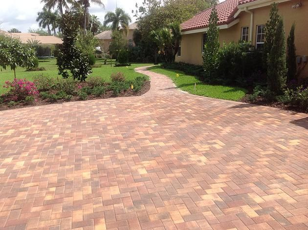 Pressure Cleaning and Sealing Pavers | Broward