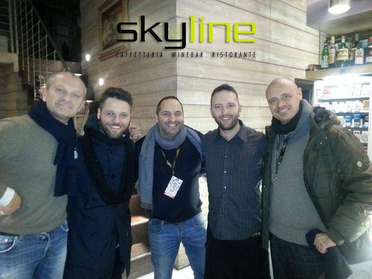 Ricordi Skyline Caffè...  #skyline   #comico   #skylinecaffè   #pucci   #ristoranterimini