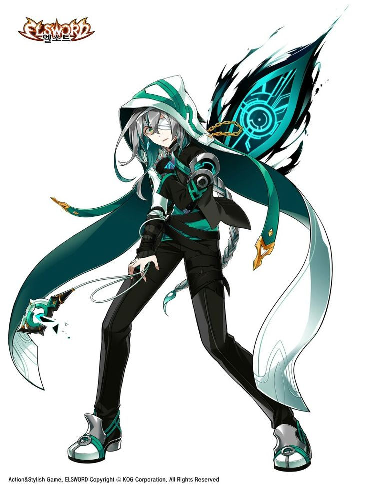 Anime Character Design Jobs : Job ain elsword pinterest anime character
