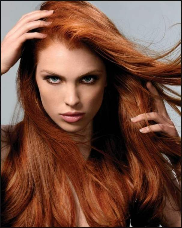Try the Cinnamon hair color the latest hair trend of 2016 – What ... | Einfache Frisuren