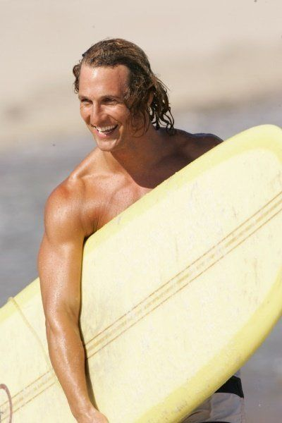 Matthew McConaughey Shirtless Pictures in Movies | POPSUGAR Entertainment