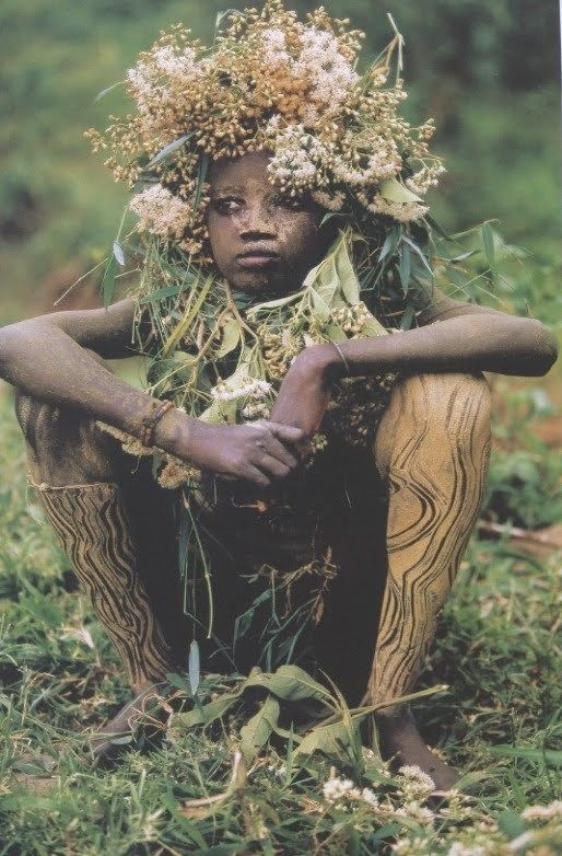Papua New Guinea. Over 1000 diverse cultures, and 820 languages.