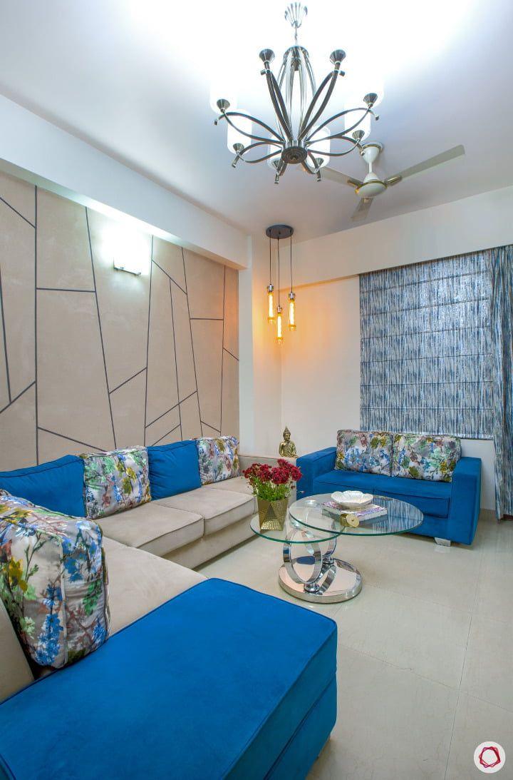 Peek Into Playful Budget Friendly Interiors Interior Hall Design Design Your Home