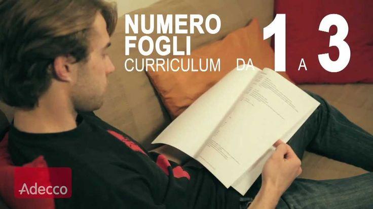 Le faremo sapere #1 - Il curriculum perfetto: tutti i trucchi