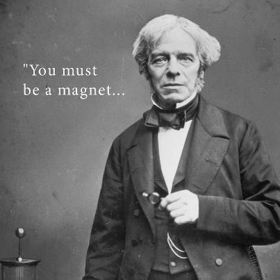 Micheal faraday