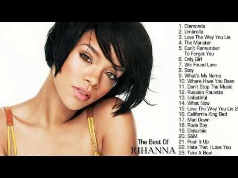 The Best Of Rihanna || Rihanna's Greatest Hits - YouTube