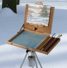 Image result for art portable easels for plein air work