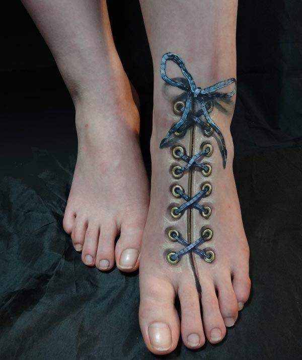 Ilusiones ópticas en cuerpos pintados | www.curiosithings.com