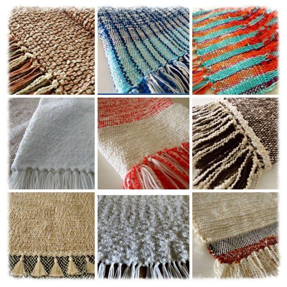 Mantas tejidas en telar - Mantas - Casa - 613675