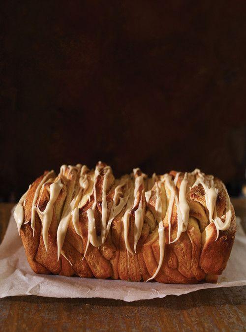 Pain à l'érable à partager (pull-apart bread à l'érable) Recettes | Ricardo