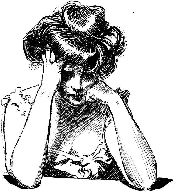 Gibson girl | Charles Dana Gibson art | Pinterest | Girls ...