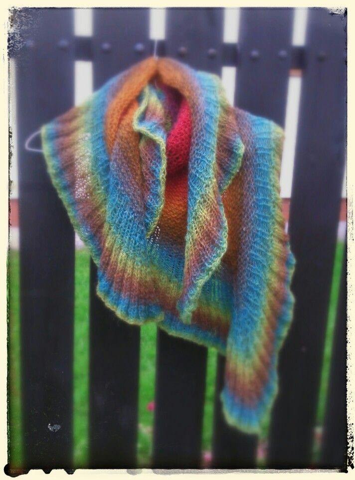 Mara shawl