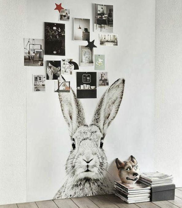Wallpaper Magnet Bunny