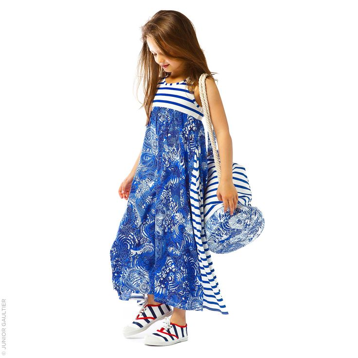 Blue dress 6x fishing