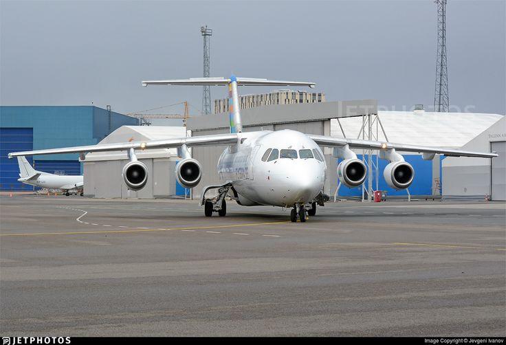 Photo of SE-RJI - British Aerospace Avro RJ100 - Braathens Regional