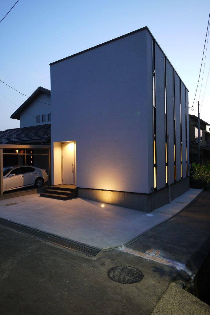 Casa Cube 3 5 インナーバルコニー T様邸 施工例 Casa Cube 究極の