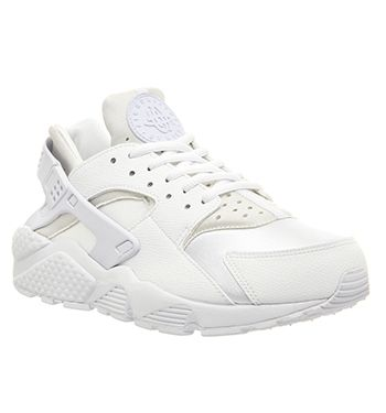 Nike Air Huarache White White W NOW £63.00 http://www.office.co.uk/view/product/office_catalog/5,21/1348712548
