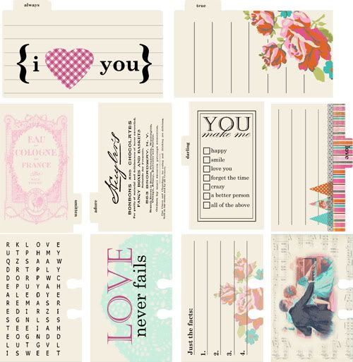 I checked, and these are definitely Free Printables by lily-bee-head-over-heels-index-cards.jpg picture by bonjourbonjour - Photobucket