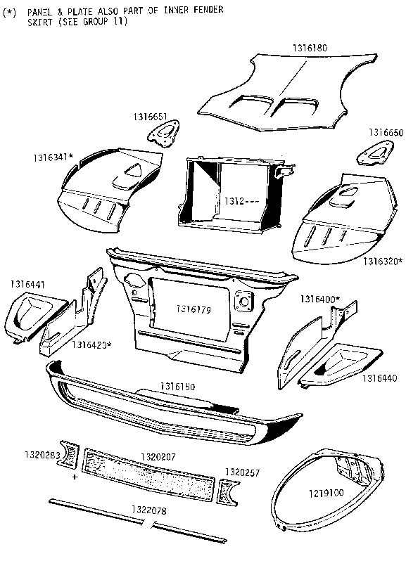56 best technical drawing Opel GT 1900 images on Pinterest