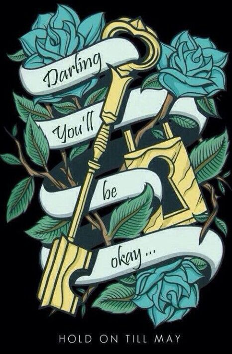 Pierce The Veil tattoo. I have a different idea for the key though.