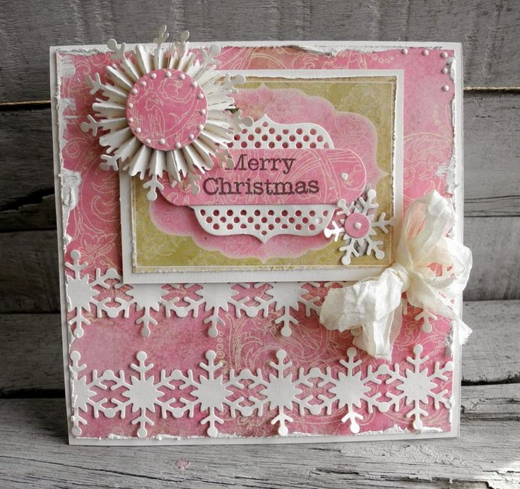 Ordinary Sizzix Card Making Ideas Part - 8: Crafting Ideas From Sizzix UK: Pia Baunsgaard