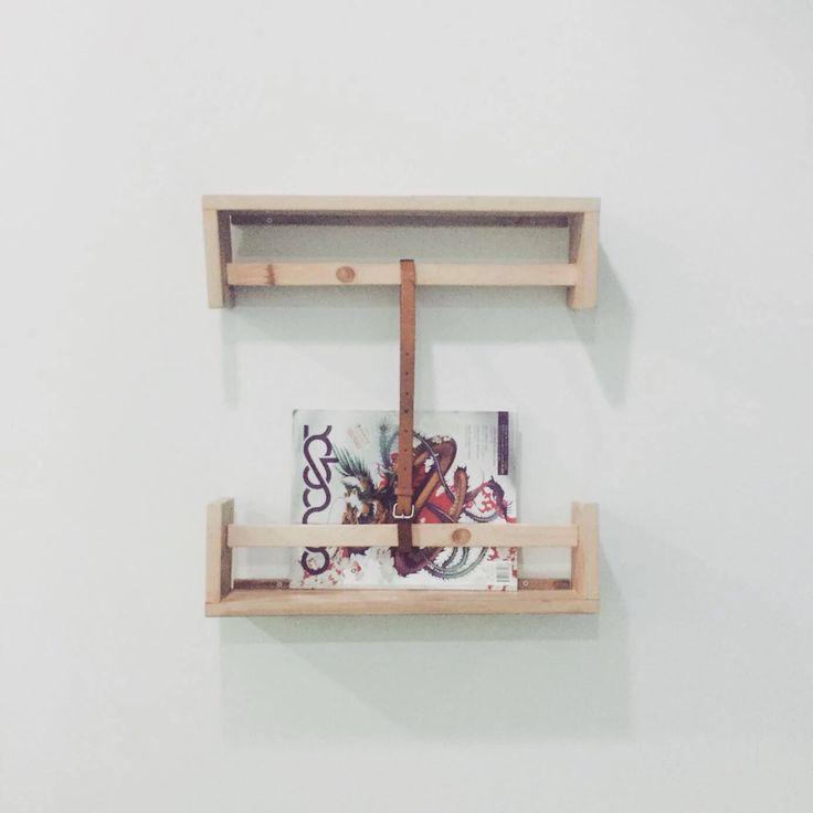 Simple Shelf  #HandyBunny #Earthmade  #Handmade