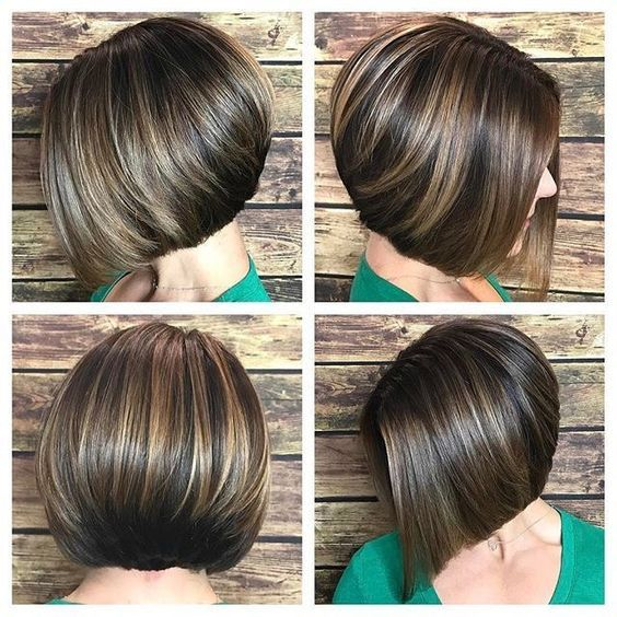 Attractive and Creative Hairstyles for Short Bob Hair – Page 3 of 4