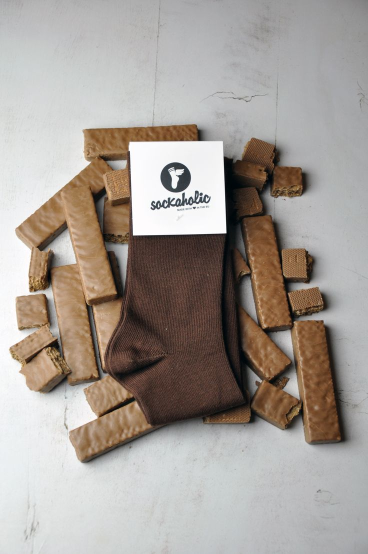 Brown #socks #sockaholic #feelthecolor #color #sweet #sugar #candy