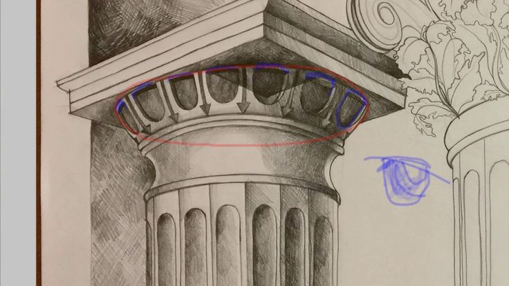 The Two Essential Things You Need To Know When Drawing Classical Orders